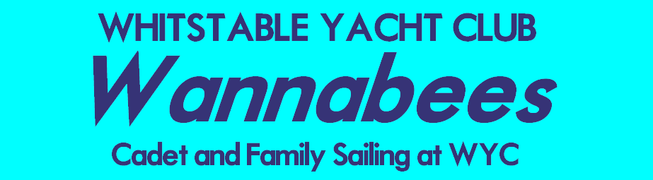 WYC Wannabees - Cadet and Family Sailing at WYC