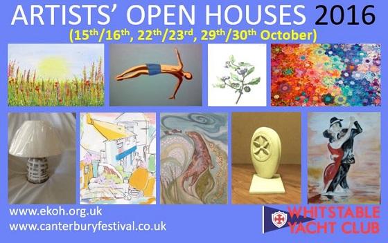 Artists' Open House 2016