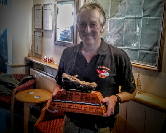 RNLI awarded the WYC Boot