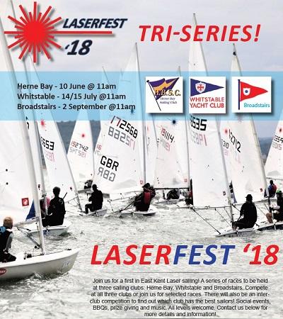 LaserFest'18 Poster