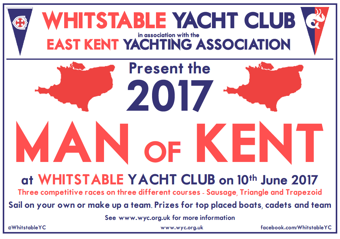 Man Of Kent at WYC - 10th June 2017