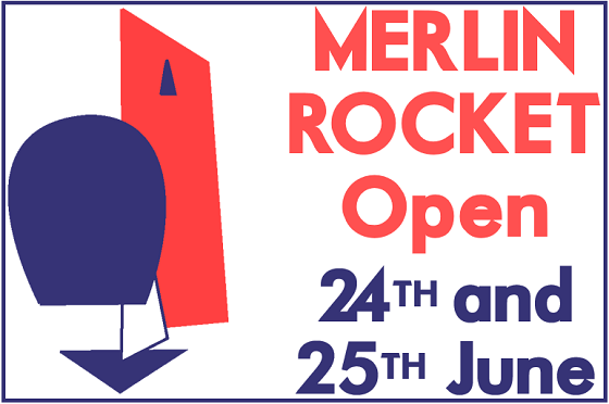 Merlin Rocket Open 2017 - 24th and 25th June
