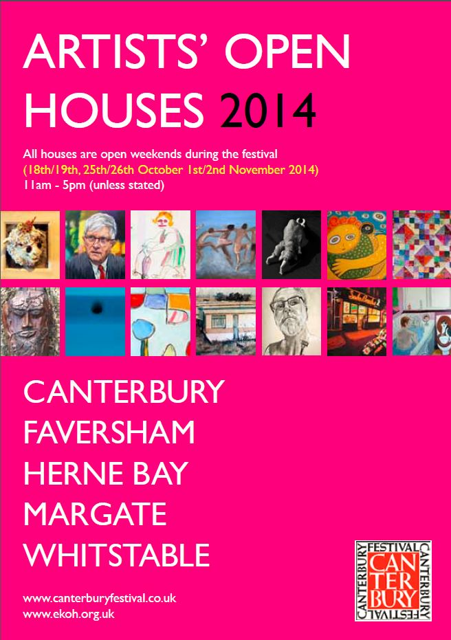 Artists Open Houses 2014
