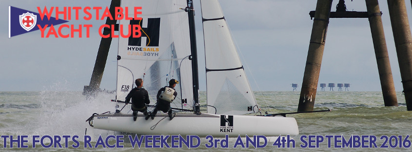 Forts Race Weekend 2016