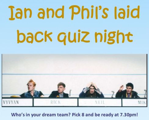 Quiz Night!