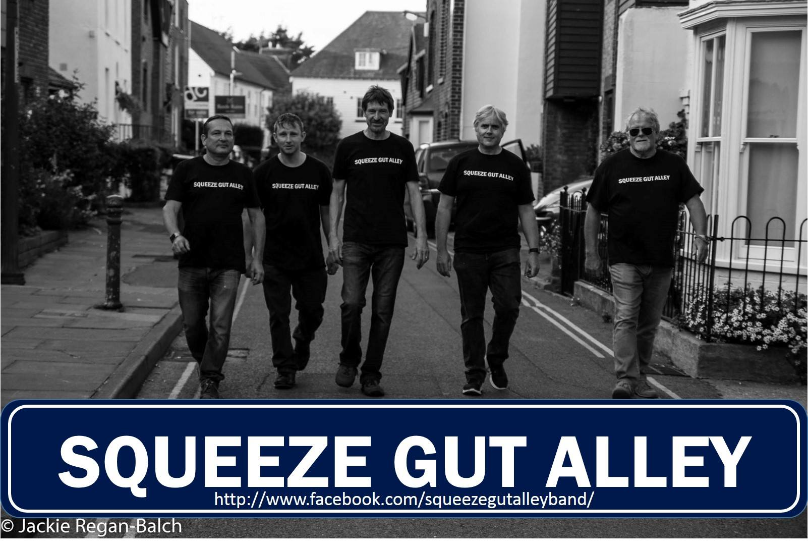 Squeez Gut Alley