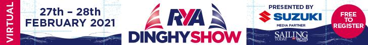 RYA Dinghy Show 2021