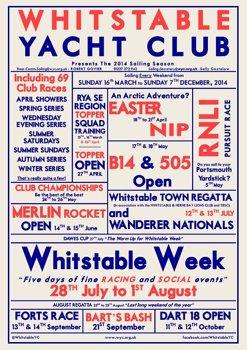 WYC Presents poster