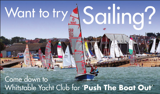 Push The Boat Out at WYC