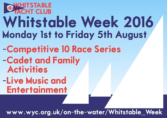 Whitstable Week 2016