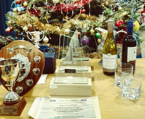 Winter Prize Giving 2015
