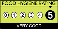 Food Hygiene Rating of 5 - Very Good