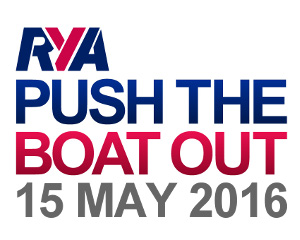 RYA Push The Boat Out 2016 at WYC on 15th May