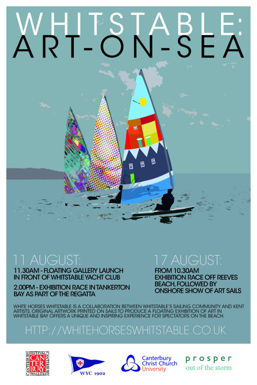 Art On Sea poster